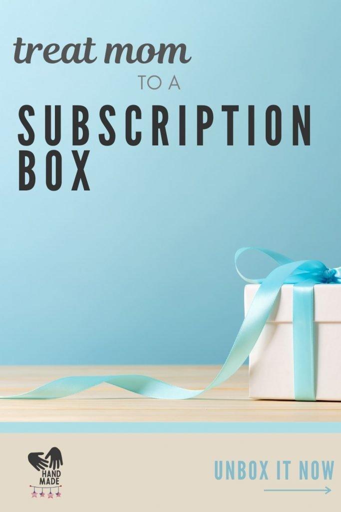 subscription box ideas for mom