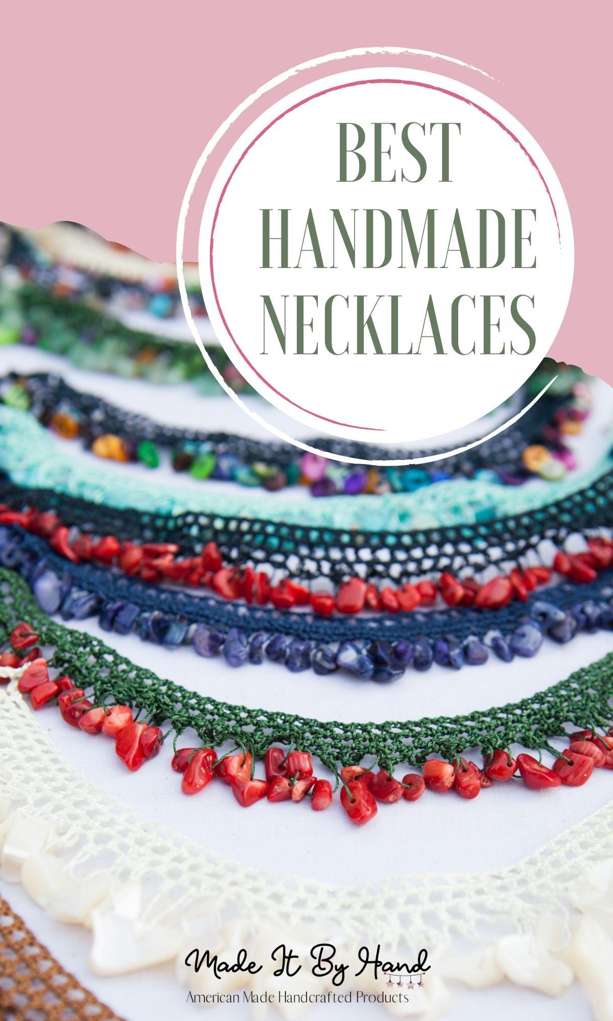 best handmade necklaces